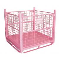 Wholesale Steel mesh Pallet cage from china suppliers