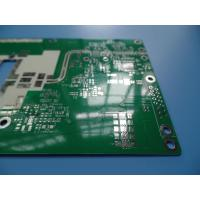 Wholesale Multicoupler Antenna High Frequency PCB Board Double Sided RO4003C from china suppliers