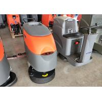 Wholesale Dycon Hand Push Battery Powered Floor Scrubber With Two Cup Seat For Factory from china suppliers