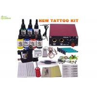 Wholesale Economic Mini Power System Starter Tattoo Machine Kits / Beginners Tattoo Set from china suppliers