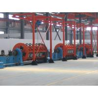 Wholesale 280kW Wire And Cable Machine , 12+18+24 630 Frame Wire Stranding Machine from china suppliers