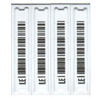 Buy cheap Direct thermal with raised logo Soft label with barcode printing from wholesalers