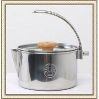 Wholesale Stainless Steel Kettle 1.1L With Adjustable Handle (CL2C-DK1409) from china suppliers