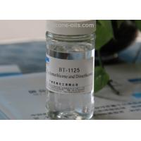 Wholesale BT-1125 Pensonal Care High Viscosity Silicone Oil 15% Silica Gel TDS SGS from china suppliers