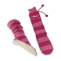 Wholesale Girls Lovery Long Aloe Infused Spa Socks Acrylic Material For Moisturizing from china suppliers