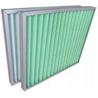 Wholesale Filteration System Panel Type Aluminum Frame Air Conditioner Air Filters G3 G4 from china suppliers