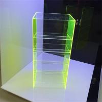 Wholesale 5 tier pop acrylic display stand crylic phone accessory display stand from china suppliers