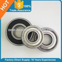 Wholesale Carbon steel cheap price deep groove ball bearing 6201, 6202, 6203, 6204, 6205 from china suppliers