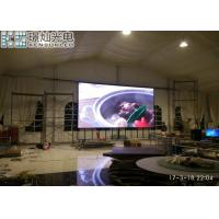 Wholesale P2.5 Stage Background Indoor LED Displays , Led Stage Screen Rental High Refresh from china suppliers