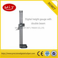 Wholesale Relative measuring Twin Column Electronic Digital Height Gauge With Double Beam Surfaces/Precision Measurement from china suppliers