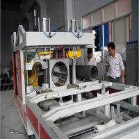 Wholesale 20 - 630mm PVC Pipe Expander Machine With PLC Control , PVC Pipe Extrusion Machine from china suppliers