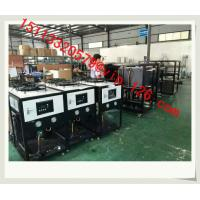 Wholesale 15HP Heat and Cold Industrial Chiller China Produced/Industrial air chiller/ plastic chiller/ air cooled water chiller from china suppliers
