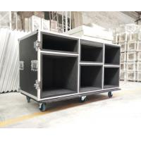 Wholesale Custom Drum Case with 12mm Thickness Plywood and 20mm Thickness EVA Foam Inside、 from china suppliers