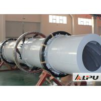 High Thermal Efficiency Rotary Industrial Drying Equipment For Desulfurization Gypsum