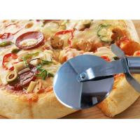 Quality Multi Function Round Pastry Stainless Steel Pizza Cutter Stainless Steel Kitchen Tools for sale