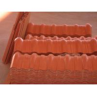 Wholesale ASA+PVC composite concrete roof tile machine from china suppliers