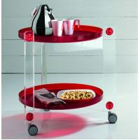 Wholesale Acrylic Bar Cart ,Lucite Trolley from china suppliers