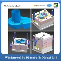 Quality Plastic Injection Mould Design For Custom Parts Tooling With Threads In STP File for sale