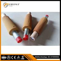Wholesale China supply low ppm oxygen probe heads/tips for steel mill from china suppliers