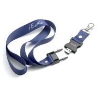 Wholesale OEM Printed lanyards for flash drives 256MB,512MB,1GB,2GB,4GB,8GB,16GB from china suppliers