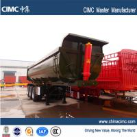 Wholesale 30 tons hydraulic mining dumper trailer for sale from china suppliers