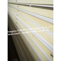 Wholesale 150mm 200mm PU Sandwich Panels / Freezer Room Panel With Camlock Joint from china suppliers