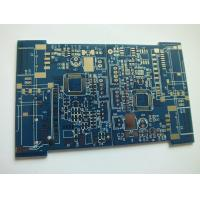 Wholesale 1.6mm CEM3 PCB with HASL(lead-free) surface finish and gold finger for automobile application from china suppliers