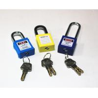 Wholesale G15 38mm Nylon Padlock , Safety Dustproof steel lockout from china suppliers