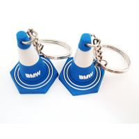 high quality cheap price custom logo soft pvc personalized keychains,star wars keychain
