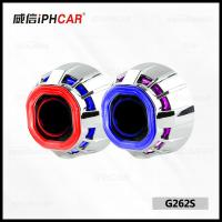 Quality Factory Wholesale CCFL Halo Ring 2.5Inch HID Bi-xenon Bulbs Headlight Projector Lens Auto Accessories for sale