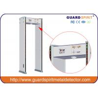 Wholesale Multi Zone Metal Detector Door Frame For Full Body Scanner , ISO CE from china suppliers