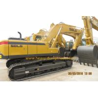 Wholesale 36t Crawler Hydraulic Excavator SDLG Excavation Equipment With 1.7m3 Normal Bucket from china suppliers