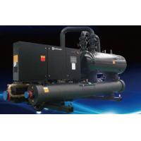 Wholesale Environment Friendly R134a Water Cooled Screw Chiller For Guesthouses / Villas from china suppliers