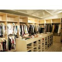 Wholesale walk in closet furniture, coat closet armoire, wardrobe systems from china suppliers