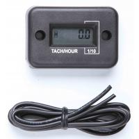 Wholesale LCD motorcycle gasoline engine inductive waterproof tach / hour meter, RL-HM012 from china suppliers