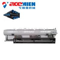 Wholesale HDPE PPR PP PE Pipe Machine , Plastic Pipe Making Machine Single Screw from china suppliers