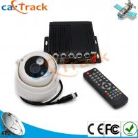 Wholesale Car GPS Mobile DVR With 2CH SD Card Slot And 4CH Camera 1CH AVout from china suppliers