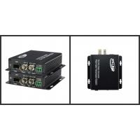 Wholesale Full / Half Duplex SDI Video Converter , Fiber Optical Transmitter And Receiver Extender from china suppliers