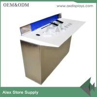 Quality Furniture for mobile phone shop mobile display stand display table for sale