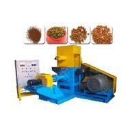 Wholesale Cat Dog Feed Pellets Making Machine 18.5KW Power Motor 380V / 3 Phase from china suppliers