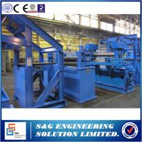 40t Coil Weight Steel Coil Slitting Machine For The Iron And Steel Industry