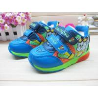 Wholesale new high quality children shoes Unisex shoes Antiskid breathable girl shoes light up sneakers from china suppliers