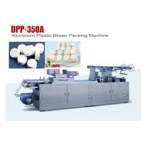 Quality Multifunction Aluminum Plastic Automatic Blister Packing Machine  DPP-350A both for liquid and solid object for sale