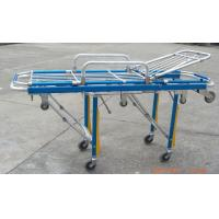 Wholesale OEM Transport Automatic Loading Safety Aluminum Alloy Stretchers for Ambulances from china suppliers