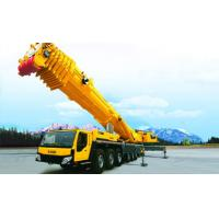 Wholesale High Efficiency Yellow 50T Truck Mounted Crane For Construction Projet from china suppliers