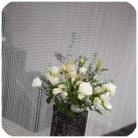Wholesale Aluminum chain link curtain for divider/partition from china suppliers