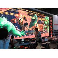 Wholesale P3.91 Video Wall Led Display Advertising Billboard , Without Back Door from china suppliers