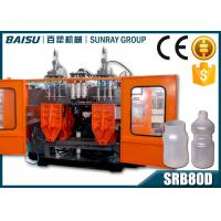 Wholesale High Speed Automatic Plastic Bottle Molding Machine 720Pcs / Hour SRB80D-3 from china suppliers