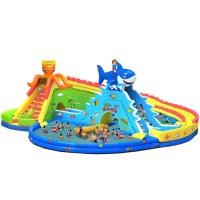 Wholesale kids backyard inflatable water park  from china suppliers