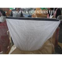 Wholesale Circular / Tubular PP Woven Big Bag FIBC With Zipper Closure Super Sack from china suppliers